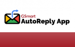 GSmart AutoReply App for Gmail