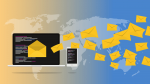 how many emails sent per day