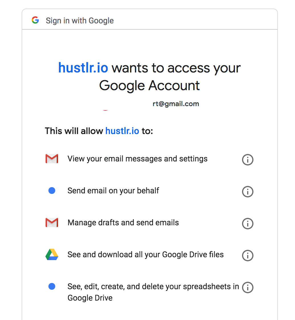 My experience trying to get approval for an App that uses G Suite