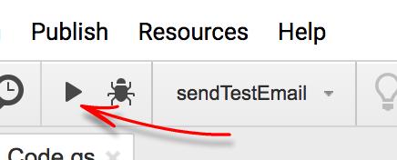 run function (script editor)